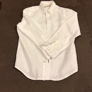 ザラ(ZARA)の白色 長袖シャツ ZARA(その他)