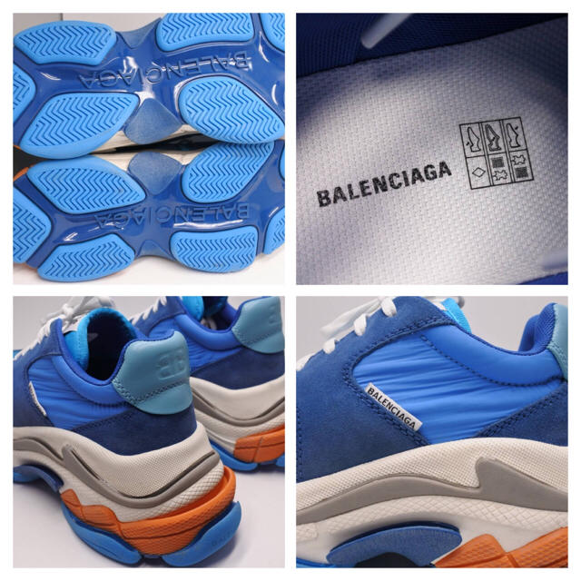 Balenciaga(バレンシアガ)の確実正規品 バレンシアガ トリプルエス Balenciaga Triple 43 メンズの靴/シューズ(スニーカー)の商品写真