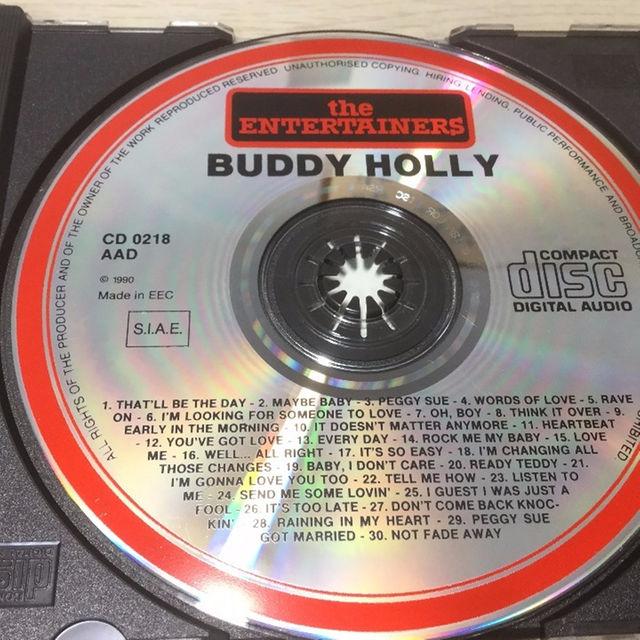 バデイホリー 「グレイテスト・ヒッツ 30曲」 エンタメ/ホビーのCD(ポップス/ロック(洋楽))の商品写真