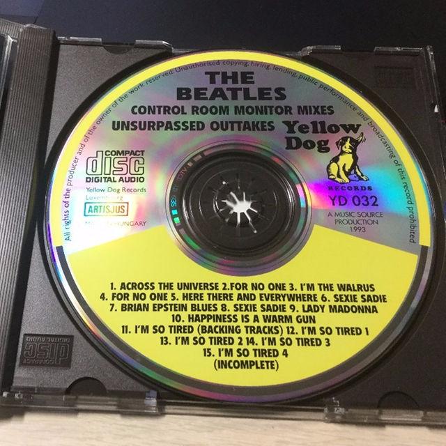 ビートルズ BEATLES Control Room Monitor Mixes エンタメ/ホビーのCD(ポップス/ロック(洋楽))の商品写真
