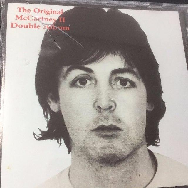 ボールマッカートニー  「The Original McCartney II」 エンタメ/ホビーのCD(ポップス/ロック(洋楽))の商品写真