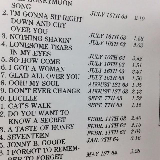 ビートルズ BEATLES Unreleased Tracks /2枚セット エンタメ/ホビーのCD(ポップス/ロック(洋楽))の商品写真