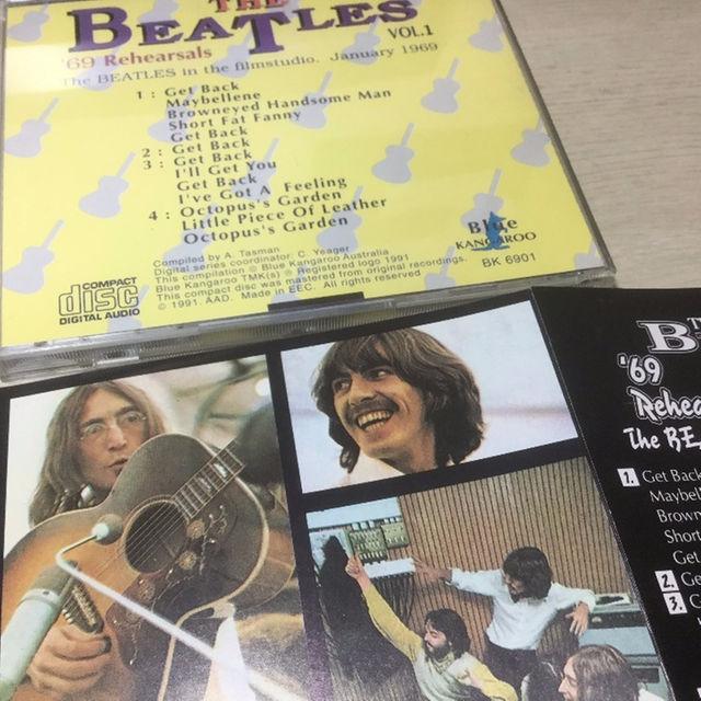 ビートルズ BEATLES '69 Rehearsals Vol.1 エンタメ/ホビーのCD(ポップス/ロック(洋楽))の商品写真