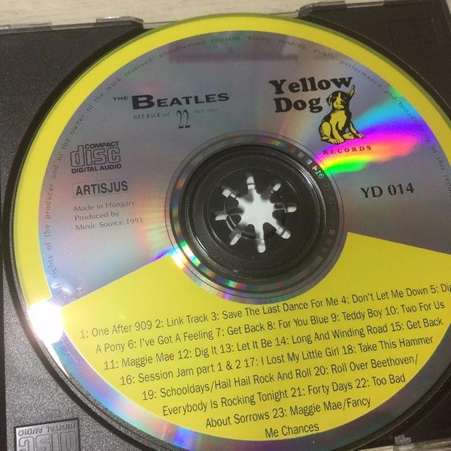 ビートルズBEATLES Get Back And 22 Other Songs エンタメ/ホビーのCD(ポップス/ロック(洋楽))の商品写真