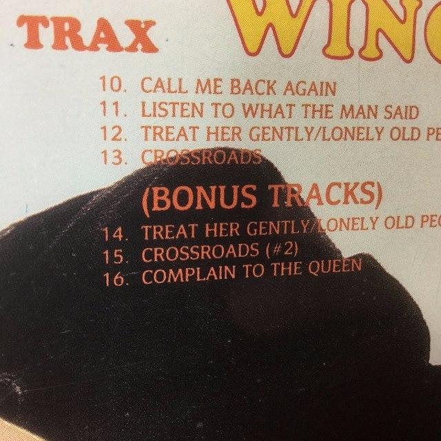 ウイングス Wings  Venus And Mars - Basic Trax エンタメ/ホビーのCD(ポップス/ロック(洋楽))の商品写真