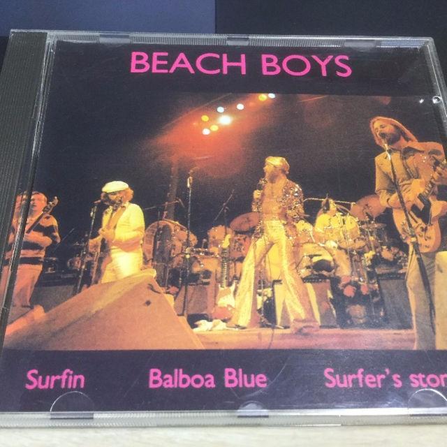 ビーチボーイズ 「BEACH BOYS」全10曲。レア盤。コレクター向けCD。 エンタメ/ホビーのCD(ポップス/ロック(洋楽))の商品写真