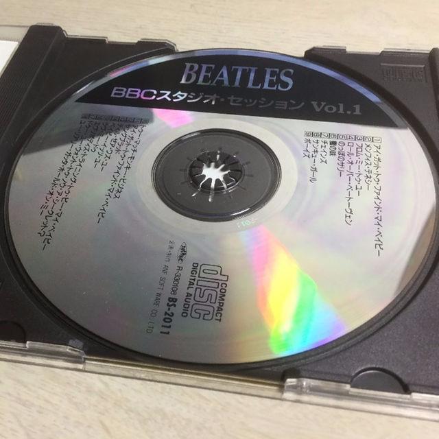 ビートルズ  BEATLES  「BBCスタジオセッション」vol.1  18曲 エンタメ/ホビーのCD(ポップス/ロック(洋楽))の商品写真