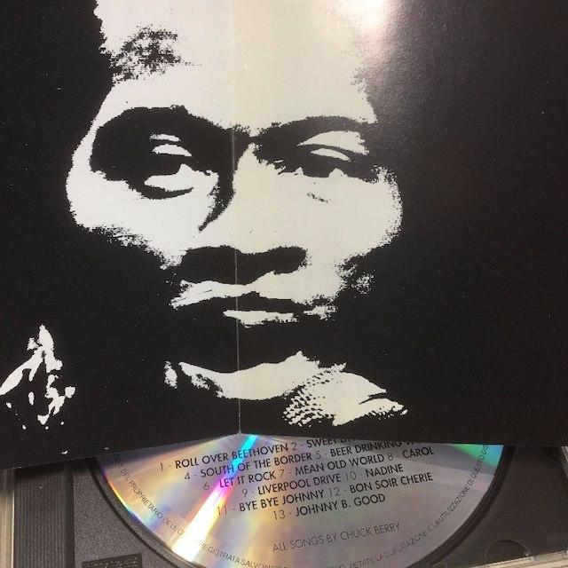 チャックベリー Chuck Berry  Six Two Five エンタメ/ホビーのCD(ポップス/ロック(洋楽))の商品写真