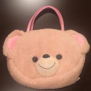 スナッグル(Snuggle)の新品タグ付き未使用 くまさんバッグ(ハンドバッグ)