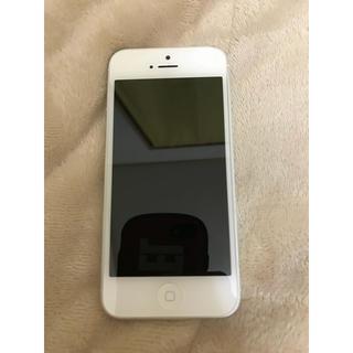 アイフォーン(iPhone)のiPhone5(その他)