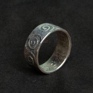 ホピ ミグレーションリング 22号/S.LaRanceトゥファキャスト(リング(指輪))