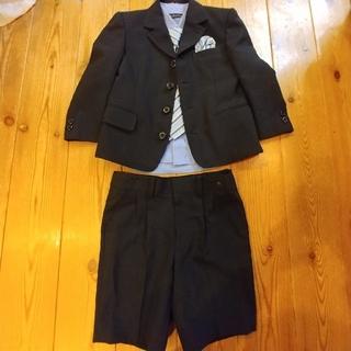 ヒロミチナカノ(HIROMICHI NAKANO)のヒロミチナカノ  幼稚園 入学式スーツ  100cm (ジャケット/上着)