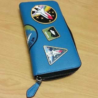 コーチ(COACH)のsuzu様専用 NASA デザイン コラボ(財布)