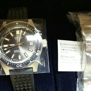 セイコー(SEIKO)のフリフリル様専用セイコーファーストダイバー復刻SBDX019未使用(腕時計(アナログ))