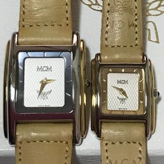 エムシーエム(MCM)のMCM 腕時計 メンズ、レディース用 セット(腕時計)