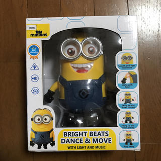 ミニオン  BRIGHT BEATS DANCE&MOVE
