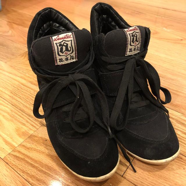 ASH(アッシュ)のAsh 靴 インヒールスニーカー レディースの靴/シューズ(スニーカー)の商品写真