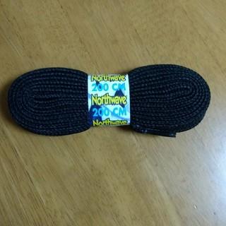 northwave 新品 200cm 靴紐  スノーボードブーツ用(ブーツ)