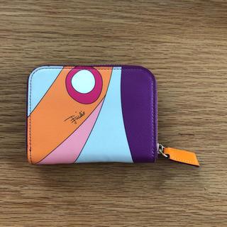 エミリオプッチ(EMILIO PUCCI)のエミリオプッチコインケース財布カードケース(コインケース)