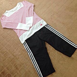 アディダス(adidas)のadidas UVカットTシャツ(Tシャツ(長袖/七分))
