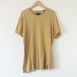 ヴィヴィアンウエストウッド(Vivienne Westwood)のVivienne Westwood man マスタード Tシャツ Sサイズ(その他)