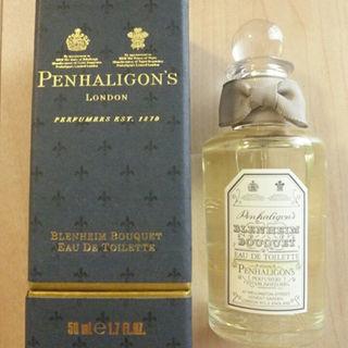 ペンハリガン(Penhaligon's)の新品 ペンハリガン オードトワレ 50ml ブレナムブーケ(ユニセックス)