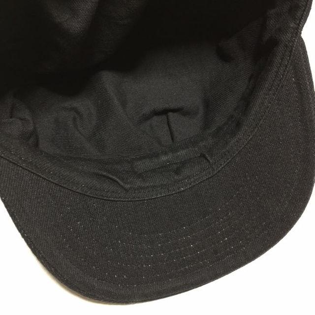 CALEE(キャリー)の定価8400円!CALEEワークキャップ帽子 メンズの帽子(その他)の商品写真