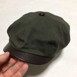 キャリー(CALEE)の定価10800円!CALEEキャスケット帽子(その他)