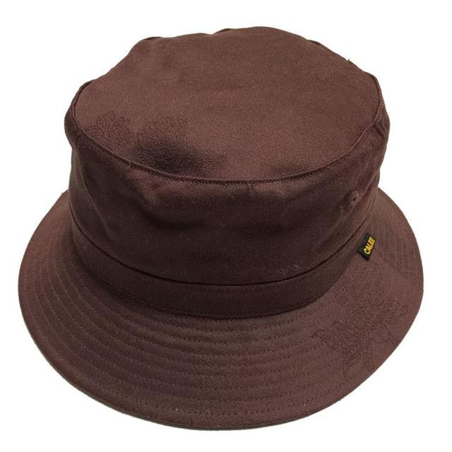 CALEE(キャリー)の定価7560円!CALEEバケットハット帽子 メンズの帽子(その他)の商品写真