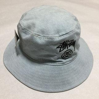ステューシー(STUSSY)の新品 STUSSY ステューシー バケットハット 帽子(その他)