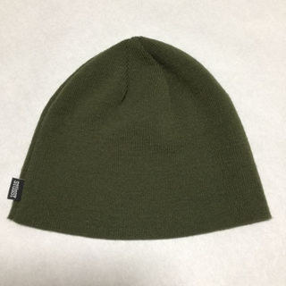 ステューシー(STUSSY)のSTUSSYニットキャップ帽子(その他)