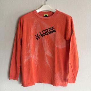 エクストララージ(XLARGE)のX-LARGEプリントロンTシャツ(その他)