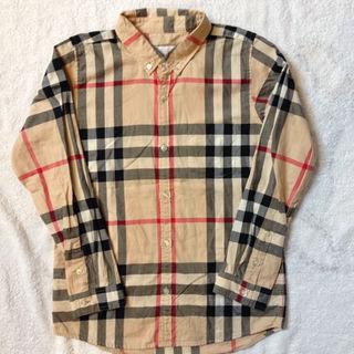バーバリー(BURBERRY)のバーバリー  10Y 140  ワイシャツ(その他)
