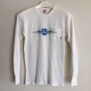 キャリー(CALEE)の定価10152円!CALEE長袖サーマルポケット付きロンTシャツ(その他)