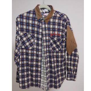 ソニックラブ(SONIC LAB)のsonic lab ウエスタン チェックシャツ(シャツ)