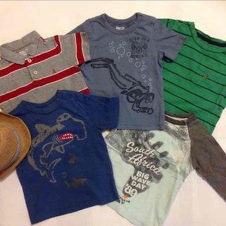 ギャップキッズ(GAP Kids)の♡GAPTシャツ5枚セット90♡ベビー服まとめ売り(その他)