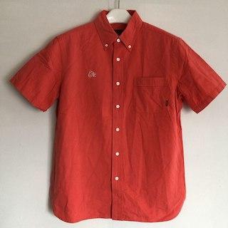 キャリー(CALEE)の定価16200円!CALEEキャリー半袖ボタンダウンシャツ(シャツ)