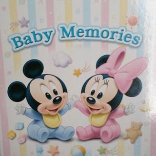 ディズニー(Disney)のボイスメモリー(手形/足形)