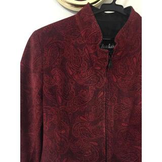 コムデギャルソン(COMME des GARCONS)の[古着屋購入] レザージャケット(レザージャケット)