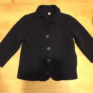 ムジルシリョウヒン(MUJI (無印良品))の無印 キルティングジャケット  90(その他)