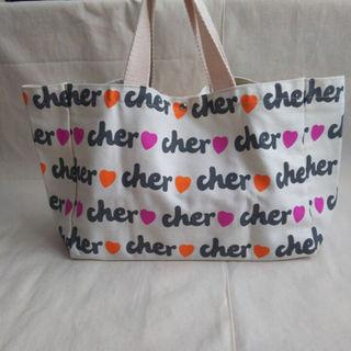 シェル(Cher)の新品 cher サブバッグ(トートバッグ)