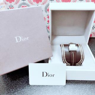 ディオール(Dior)の*タルタルソース様専用* 正規品 Dior 腕時計(腕時計)