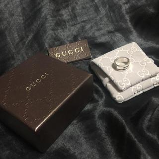 グッチ(Gucci)の値下げしました♪早い者勝ち♪GUCCI 指輪♪(リング(指輪))