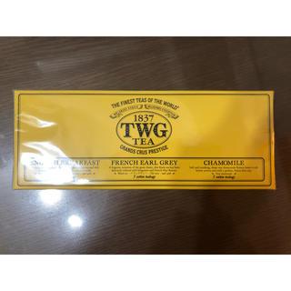 【from シンガポール】TWG 高級紅茶(2.5g x 15袋入り)(茶)
