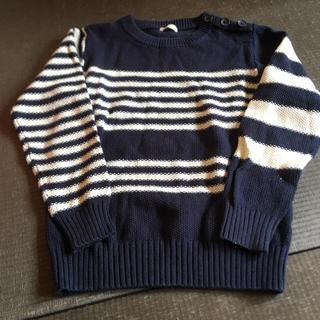 ジーユー(GU)のGUセーター140(ニット)
