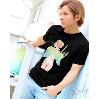 レディー(Rady)のRady☆新品☆エンジェルちゃんかすれメンズTシャツ(Tシャツ/カットソー(半袖/袖なし))