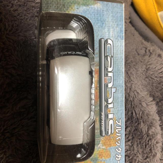 ダイハツ(ダイハツ)のcanbus プルバックカー エンタメ/ホビーのおもちゃ/ぬいぐるみ(ミニカー)の商品写真