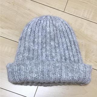 レプシィム(LEPSIM)のレプシム ニット帽(ニット帽/ビーニー)