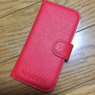 マウジー(moussy)のMOUSSY iPhoneケース明日まで(モバイルケース/カバー)