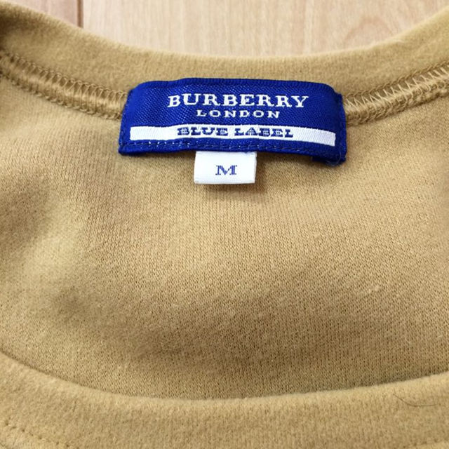 BURBERRY(バーバリー)のバーバリー 袖なしシャツ レディースのトップス(その他)の商品写真